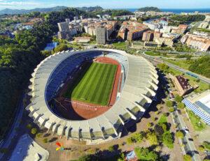 El precio del suelo en la superficie que ocupan los estadios de futbol españoles supone 1.800 millones de euros