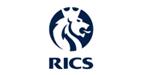 Logo y enlace de www.rics.org