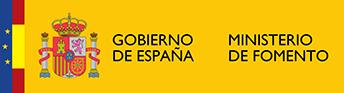 Logo Ministerio de fomento
