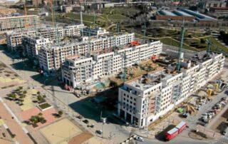 Edificios en Construcción en Madrid