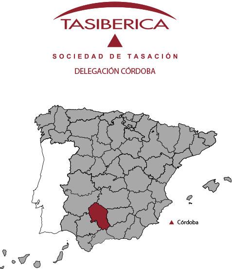 tasiberica tasaciones Delegacion Cordoba