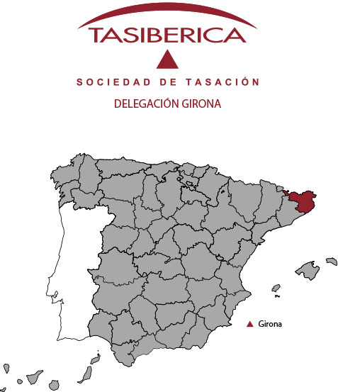 tasiberica tasaciones Tasaciones Girona