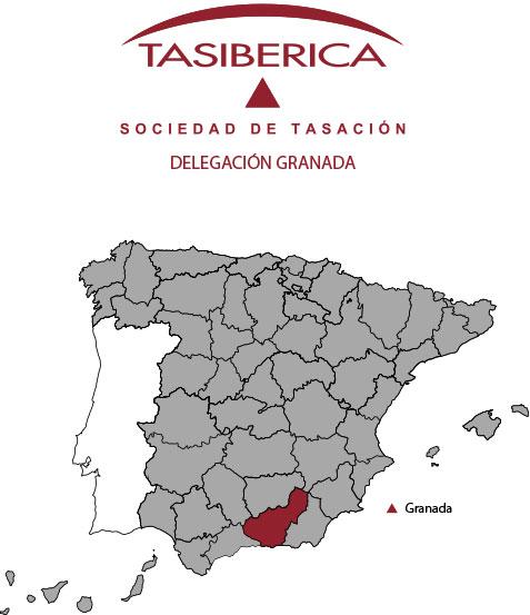 tasiberica Tasaciones delegación Granada