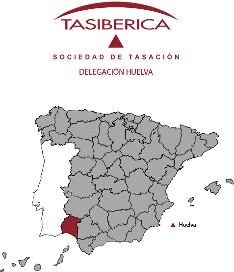 tasiberica Tasaciones delegación Huelva