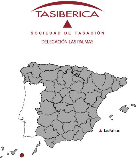 tasiberica Tasaciones delegación Las Palmas