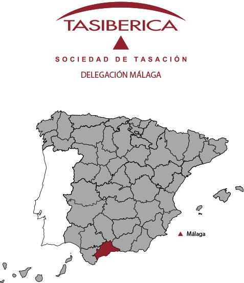 tasiberica Tasaciones delegación Málaga
