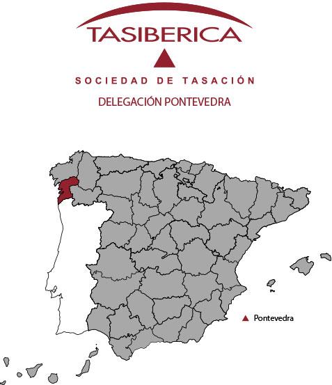 tasiberica Tasaciones delegación Pontevedra