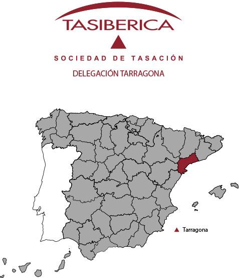 tasiberica Tasaciones delegación Tarragona